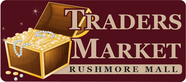 Traders Market with chest logo